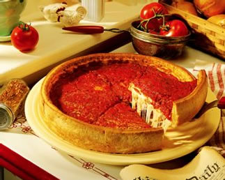 Giordano's Stuffed Crust Pizza