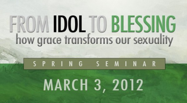 Sex: From Idol to Blessing