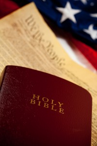 how does the bible influence political Probe's kerby anderson looks at the christian influence on our american american government and christianity the framing of the key political documents rests.